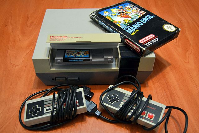 Photo emijrp (CC-BY-SA) - https://commons.wikimedia.org/wiki/File:Nintendo_%289874885826%29.jpg
